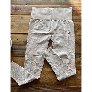 High waisted seamless leggings - Betsey Johnson